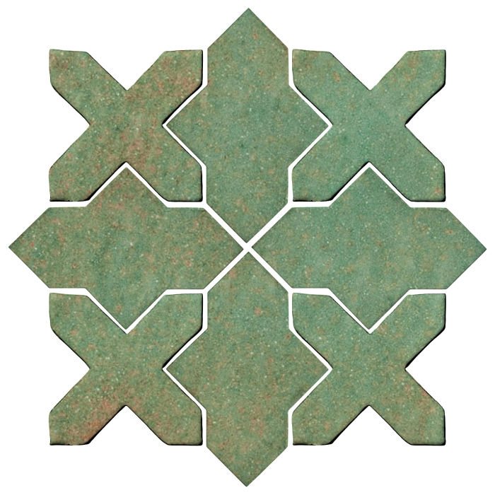 Studio Field Arabesque Pattern 2B Turtle 563u