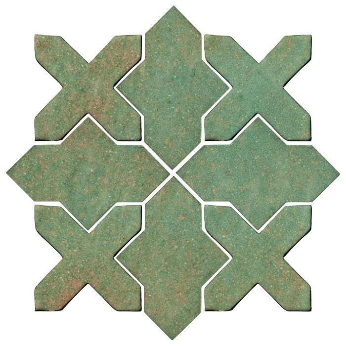 Studio Field Arabesque Pattern 2B Turtle 563u