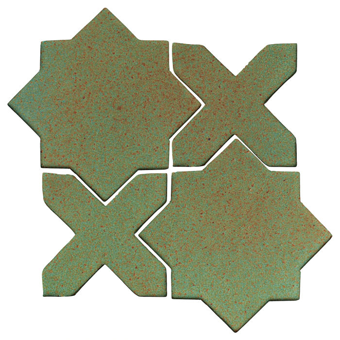 Studio Field Arabesque Pattern 2C Light Copper