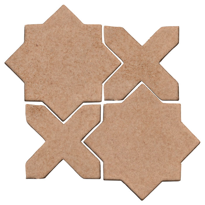 Studio Field Arabesque Pattern 2C Nut Shell 7504u