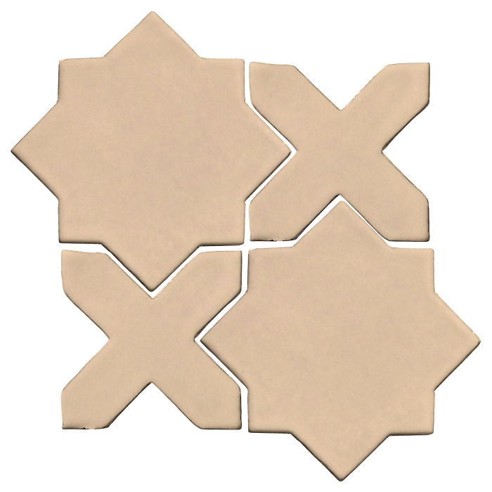 Studio Field Arabesque Pattern 2C Putty 4685c