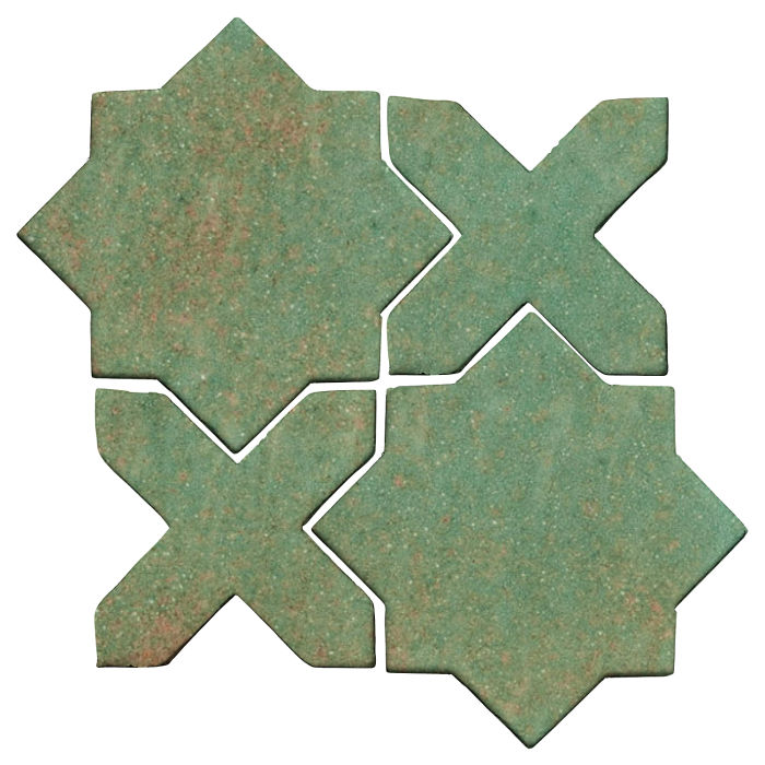 Studio Field Arabesque Pattern 2C Turtle 563u
