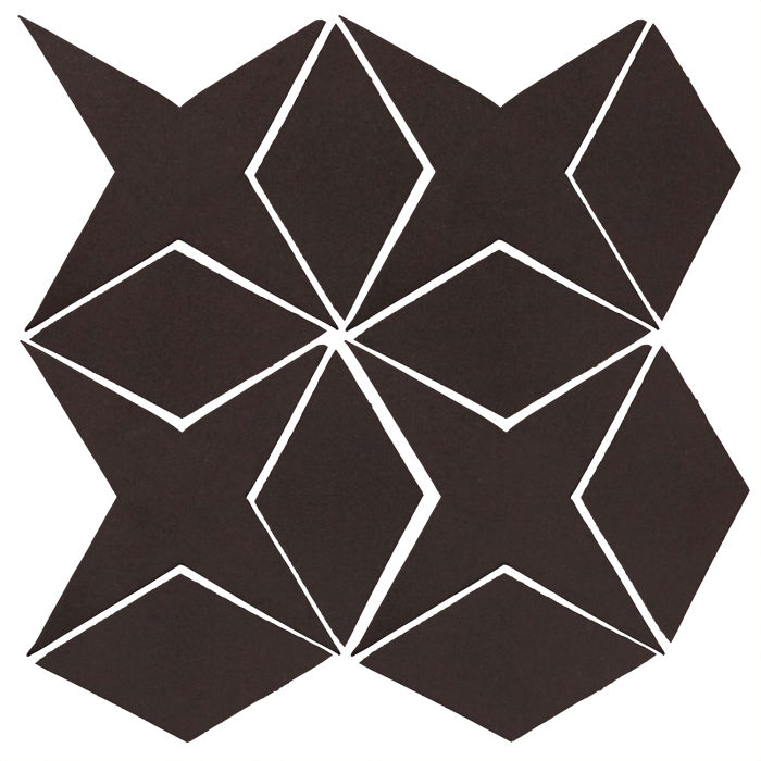 Studio Field Arabesque Pattern 4 Abyss 433u