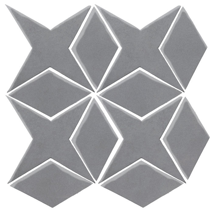 Studio Field Arabesque Pattern 4 Battleship
