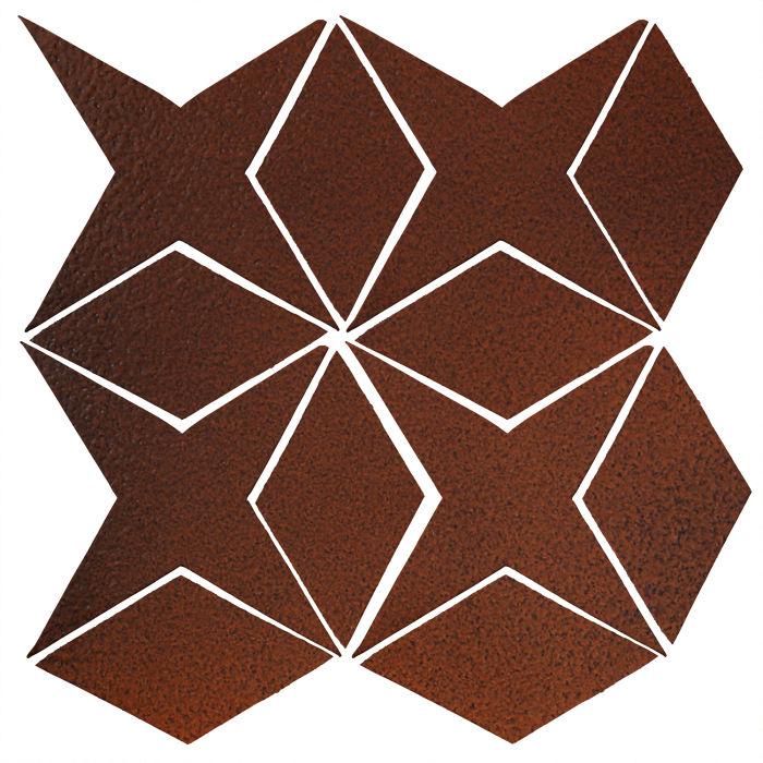 Studio Field Arabesque Pattern 4 Leather