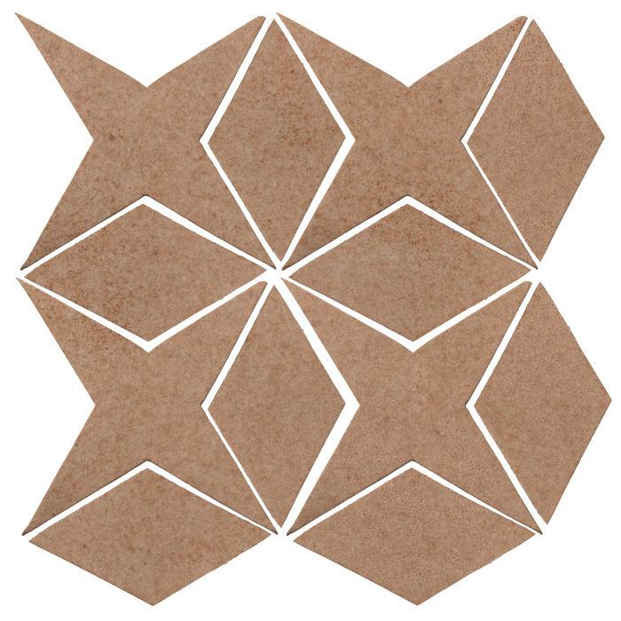 Studio Field Arabesque Pattern 4 Nut Shell 7504u
