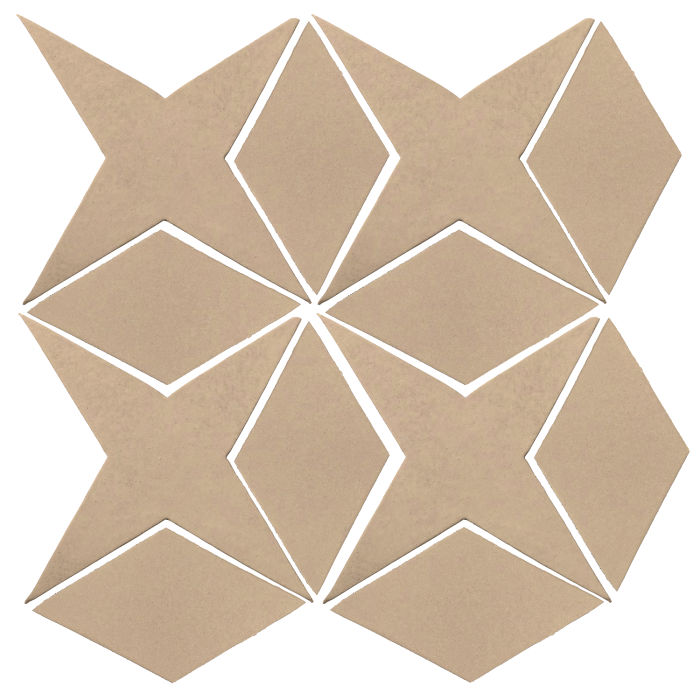 Studio Field Arabesque Pattern 4 Putty 4685c