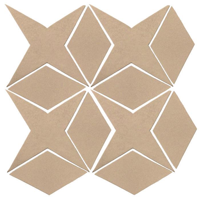 Studio Field Arabesque Pattern 4 Putty 4685c