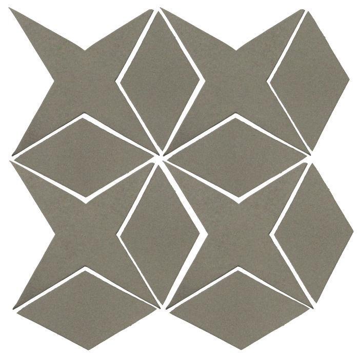 Studio Field Arabesque Pattern 4 Rhino 418u