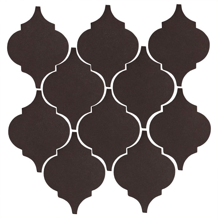 Studio Field Arabesque Pattern 5A Abyss 433u