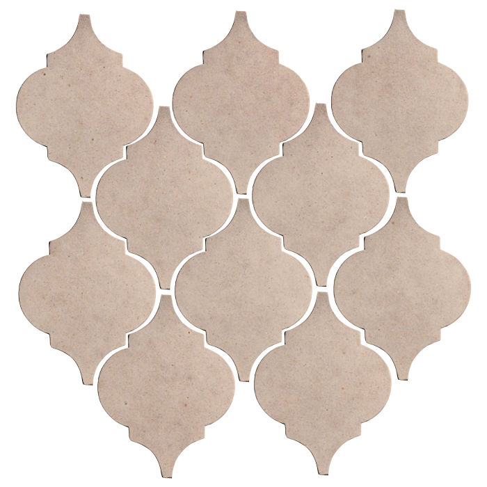 Studio Field Arabesque Pattern 5A Alabaster CG1u