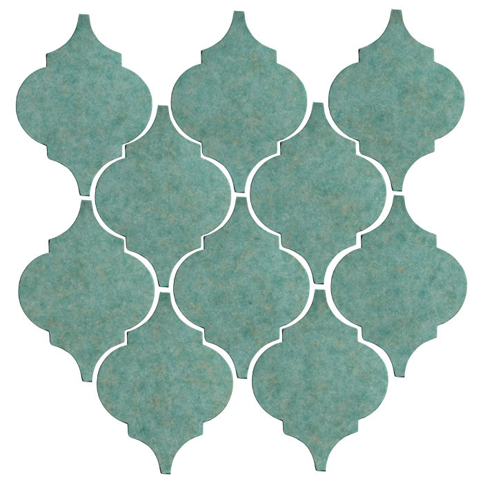 Studio Field Arabesque Pattern 5A Aqua 5503u