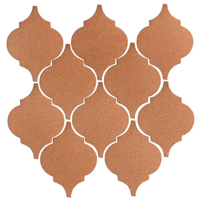 Studio Field Arabesque Pattern 5A Beechnut