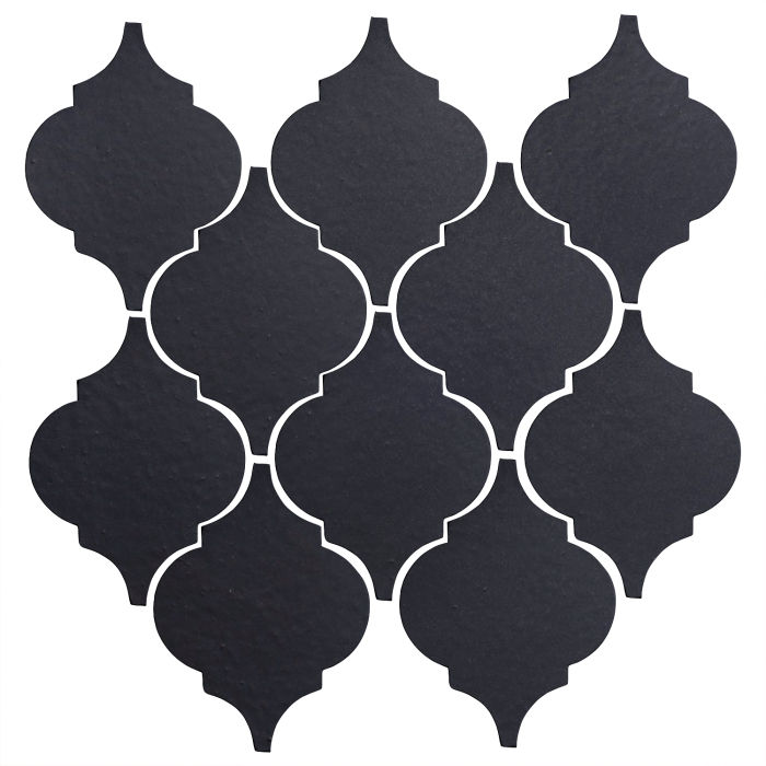 Studio Field Arabesque Pattern 5A Black Diamond
