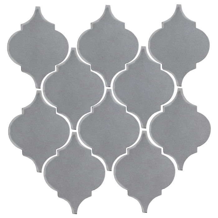 Studio Field Arabesque Pattern 5A Battleship