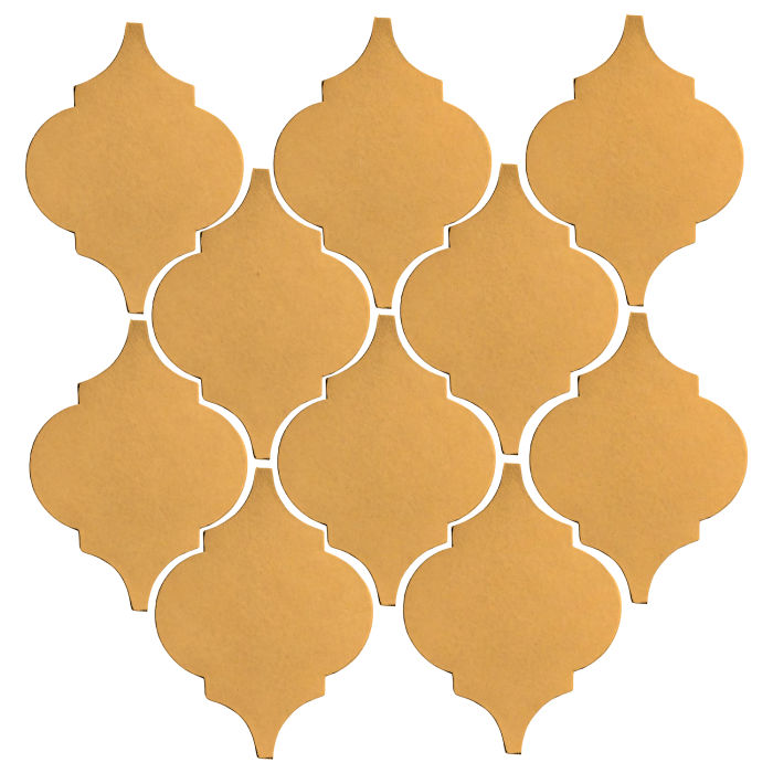 Studio Field Arabesque Pattern 5A Custard 7403u