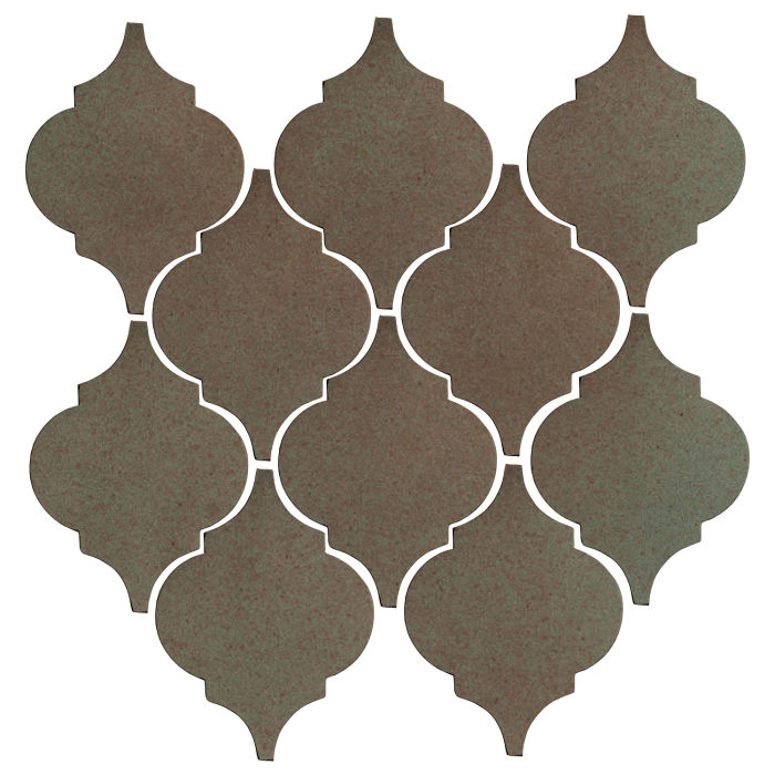 Studio Field Arabesque Pattern 5A Elder Green