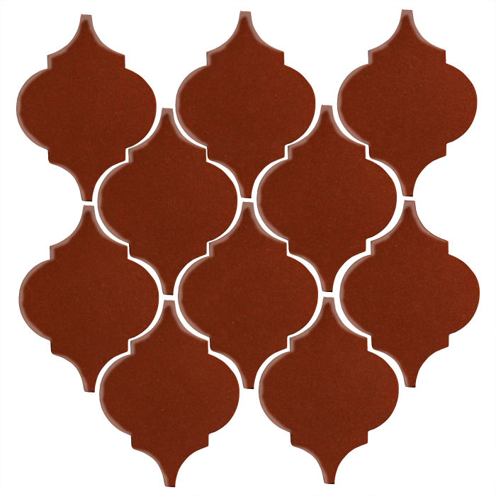 Studio Field Arabesque Pattern 5A Espresso 478c
