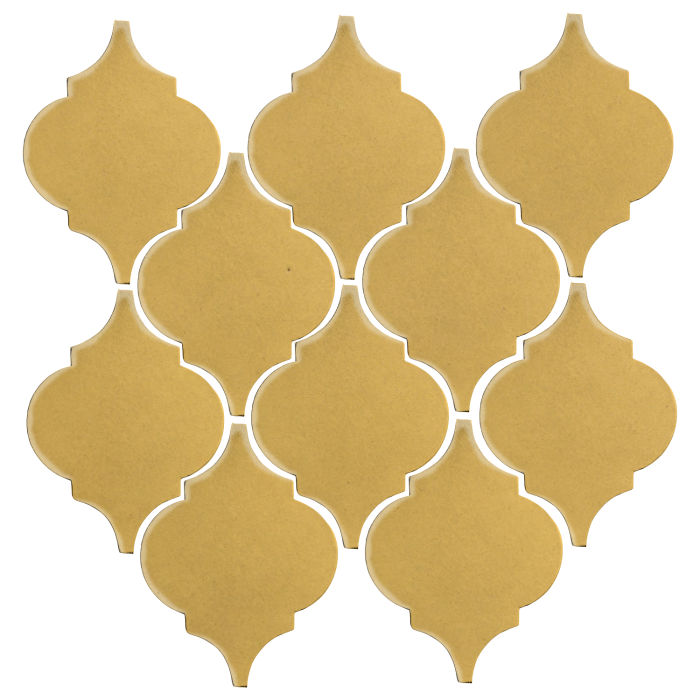 Studio Field Arabesque Pattern 5A Gold Rush