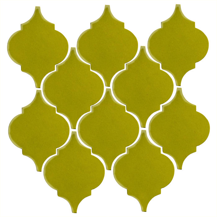 Studio Field Arabesque Pattern 5A Guacamole 7495c