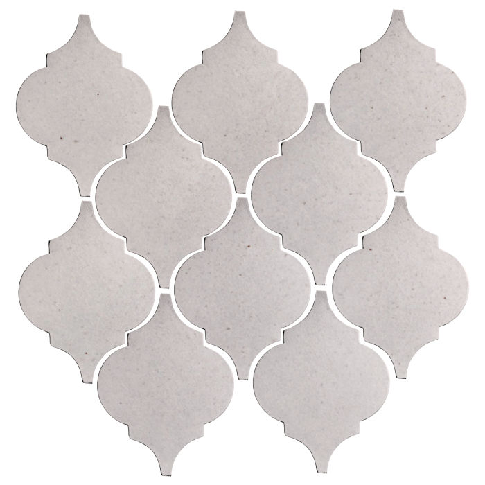 Studio Field Arabesque Pattern 5A Great White