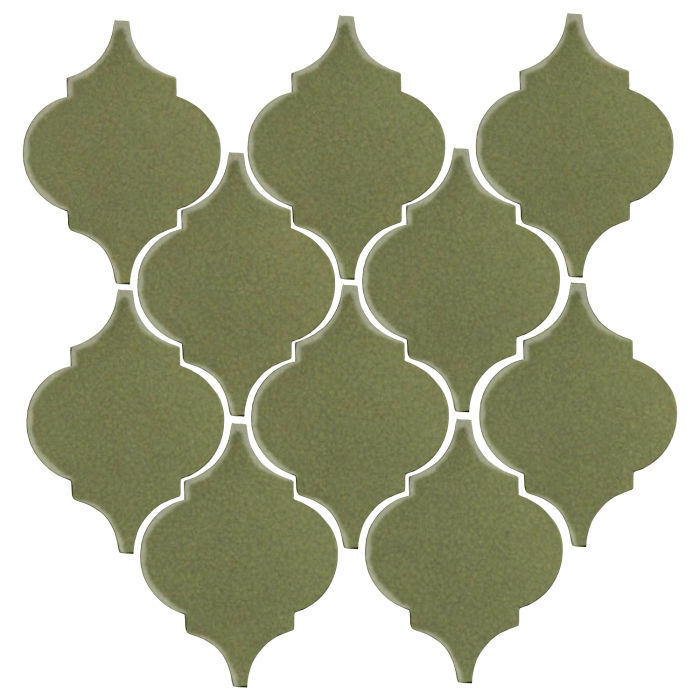 Studio Field Arabesque Pattern 5A Kelp 5615c