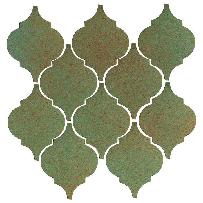 Studio Field Arabesque Pattern 5A Light Copper