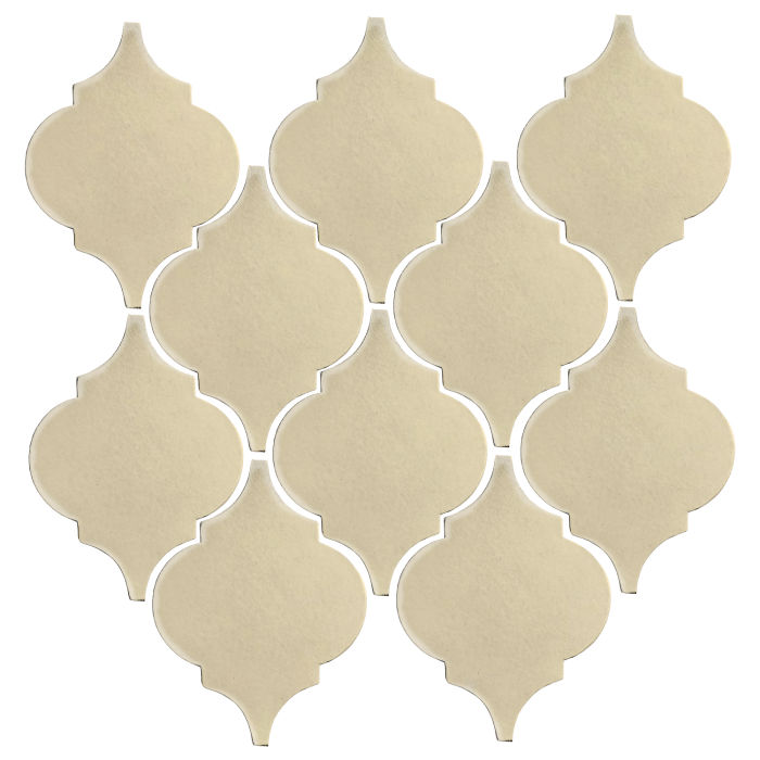 Studio Field Arabesque Pattern 5A Light Lemon 7499c