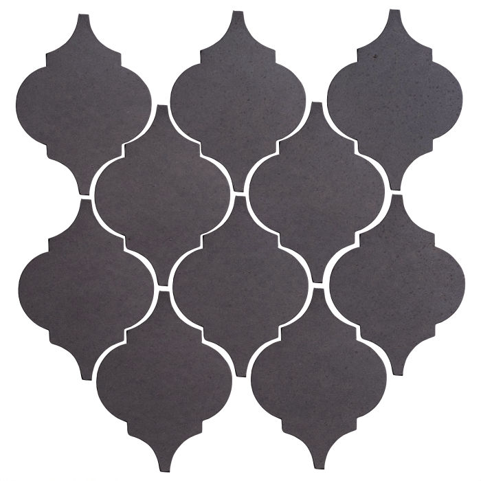 Studio Field Arabesque Pattern 5A May Gray