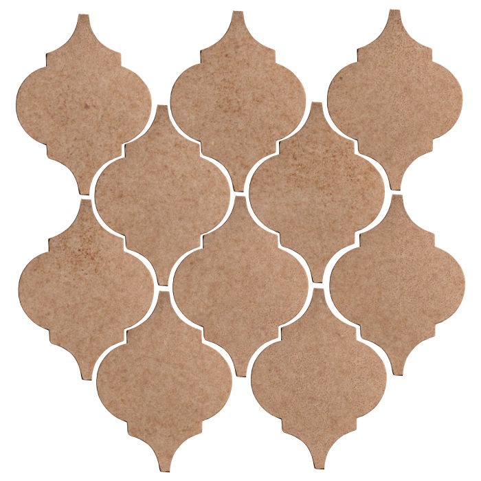 Studio Field Arabesque Pattern 5A Nut Shell 7504u