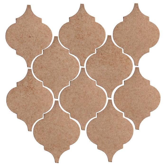 Studio Field Arabesque Pattern 5A Nut Shell 7504u