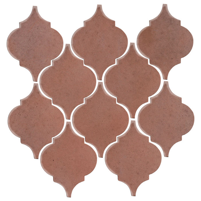 Studio Field Arabesque Pattern 5A Plum 5115c