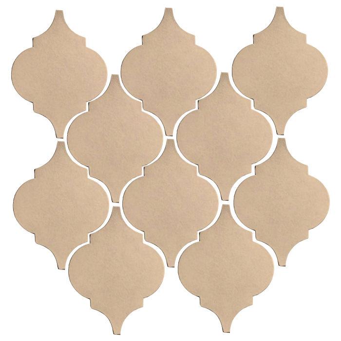 Studio Field Arabesque Pattern 5A Putty 4685c