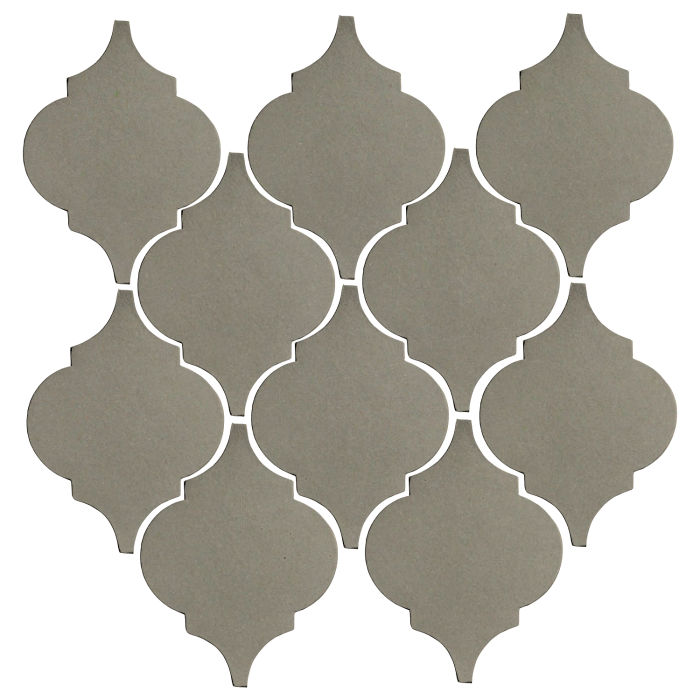 Studio Field Arabesque Pattern 5A Rhino 418u