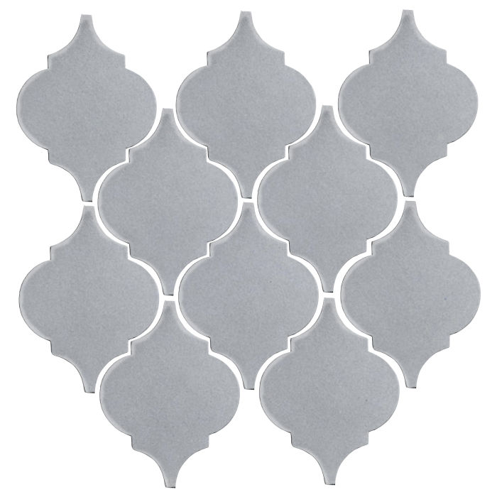 Studio Field Arabesque Pattern 5A Silver Shadow