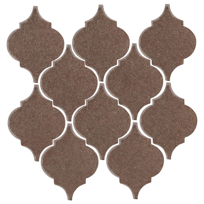 Studio Field Arabesque Pattern 5A Suede 405c