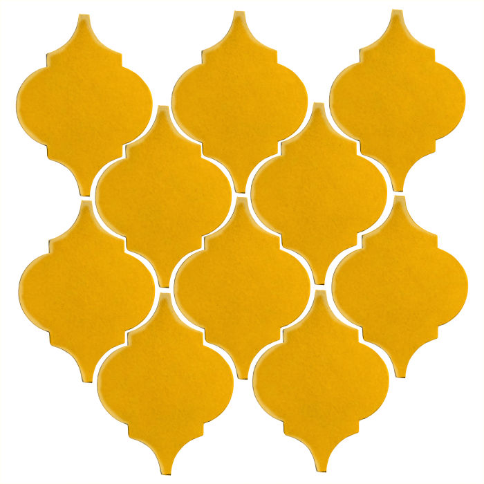 Studio Field Arabesque Pattern 5A Sunflower 1225c