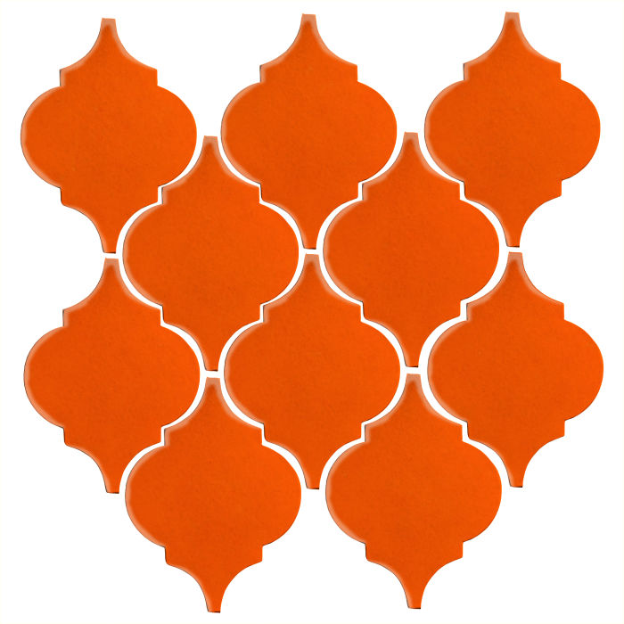 Studio Field Arabesque Pattern 5A Sunset 1585c