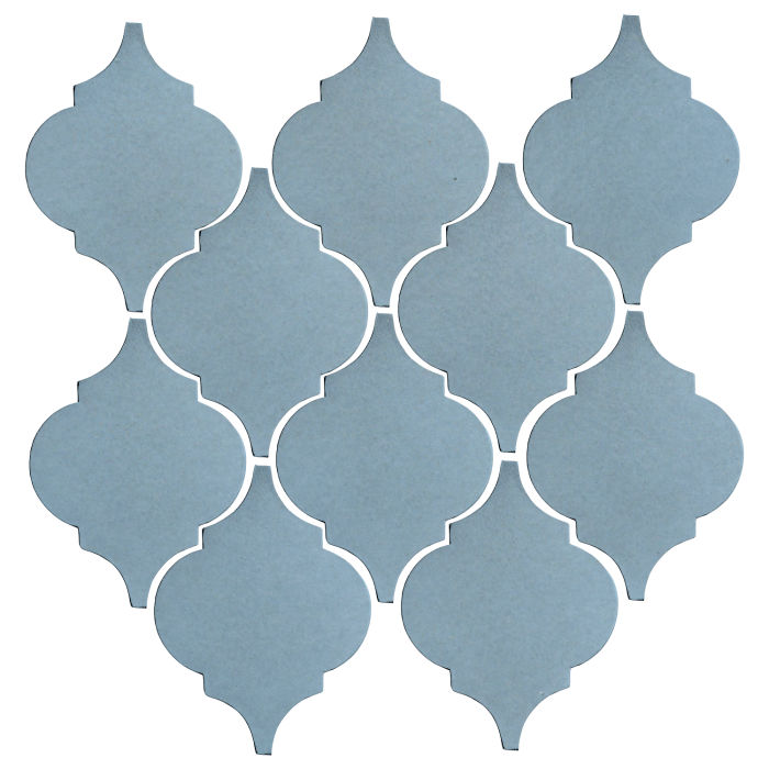 Studio Field Arabesque Pattern 5A Turquoise