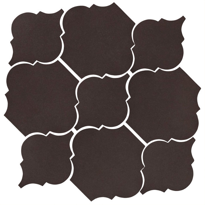 Studio Field Arabesque Pattern 5B Abyss 433u