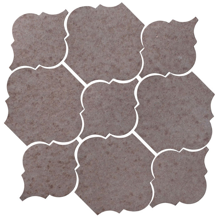 Studio Field Arabesque Pattern 5B Ash