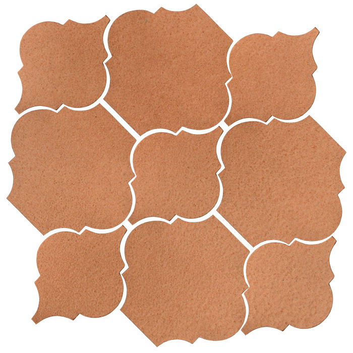 Studio Field Arabesque Pattern 5B Beechnut