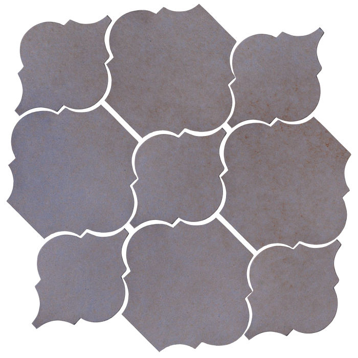 Studio Field Arabesque Pattern 5B Black and Blue