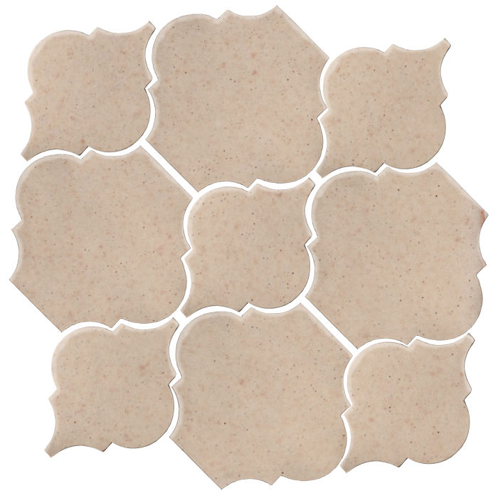 Studio Field Arabesque Pattern 5B Champagne 482c