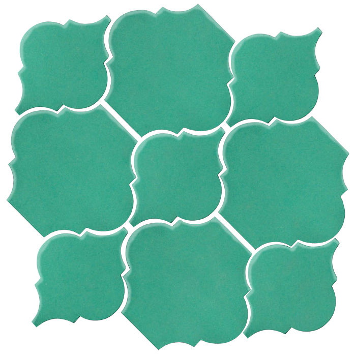 Studio Field Arabesque Pattern 5B Herbs 7724c