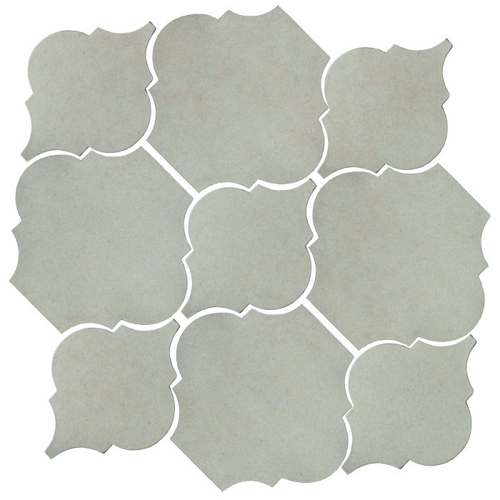 Studio Field Arabesque Pattern 5B Ice Storm 5665u