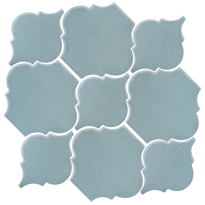 Studio Field Arabesque Pattern 5B Igloo 290c