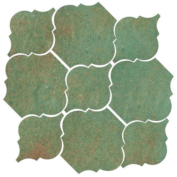 Studio Field Arabesque Pattern 5B Turtle 563u