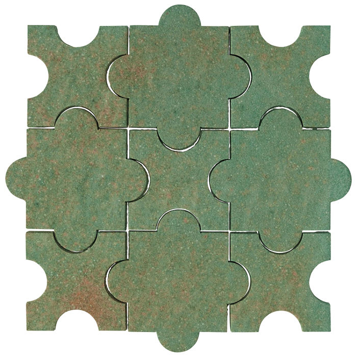 Studio Field Arabesque Pattern 8A Turtle 563u