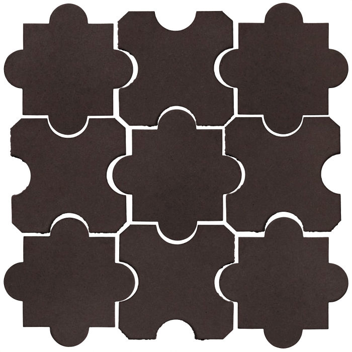 Studio Field Arabesque Pattern 8B Abyss 433u